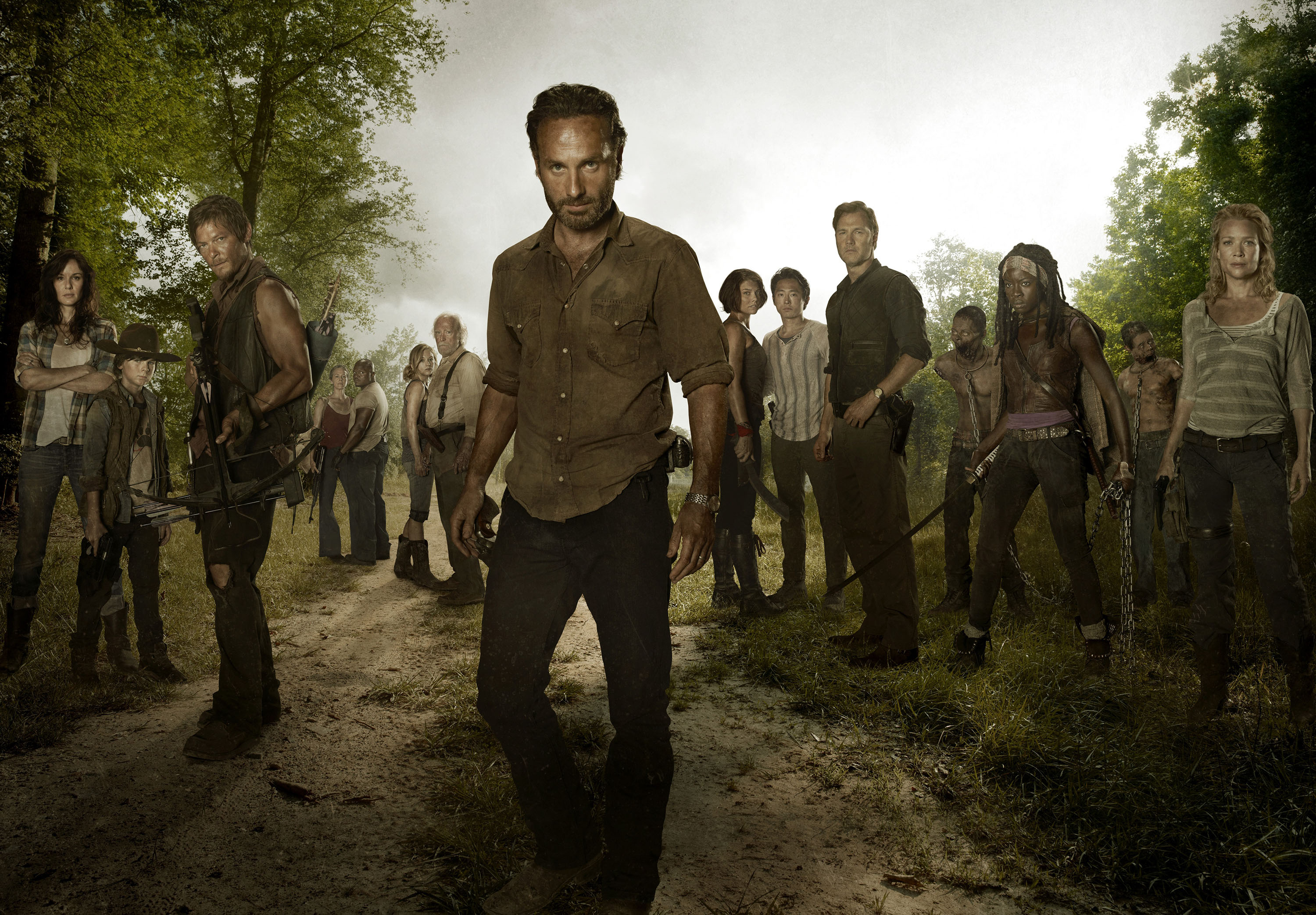 30 the walking dead facts you may not know