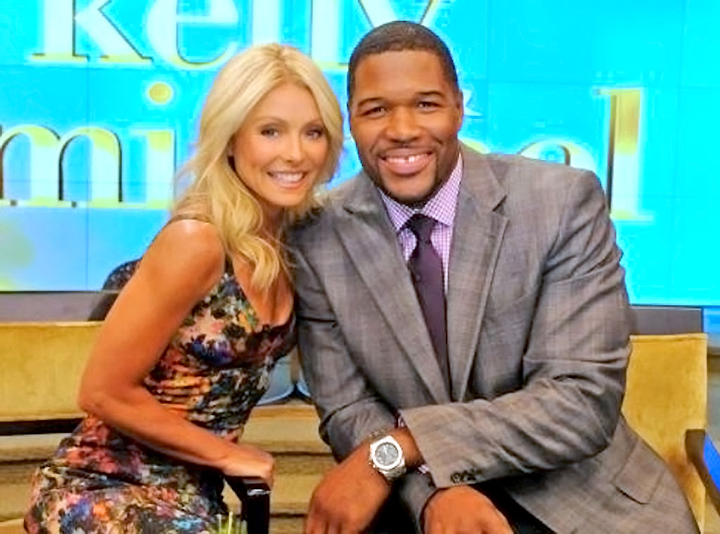 kelly ripa and michael strahan feud is saddest breakup in. Black Bedroom Furniture Sets. Home Design Ideas