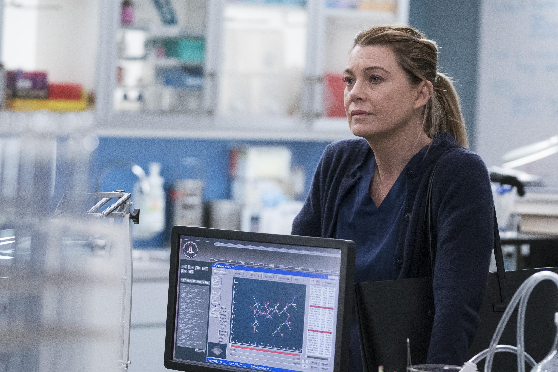 Grey's Anatomy Season 16, Episode 14: Meredith replaces DeLuca?
