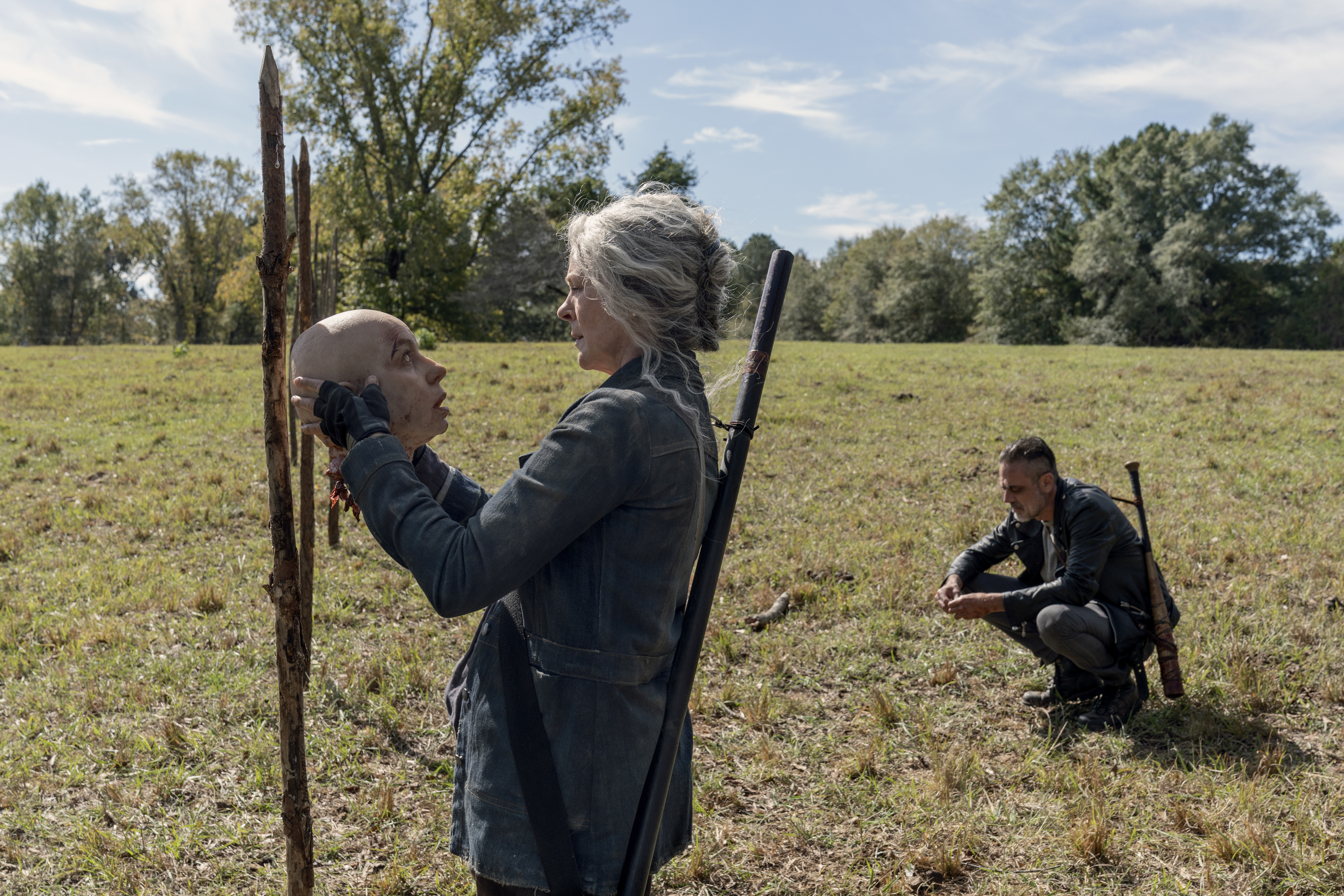 Watch The Walking Dead Season 10, Episode 14 Look at the Flowers