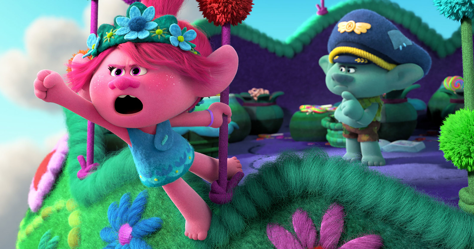Trolls World Tour movie review: Sequel proves that Trolls just wanna have fun