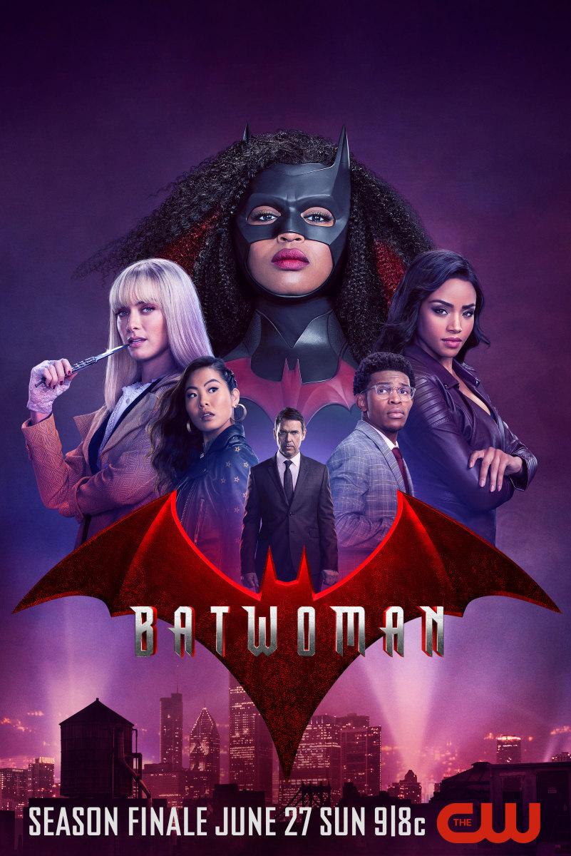 Batwoman Season 3 WEB-DL