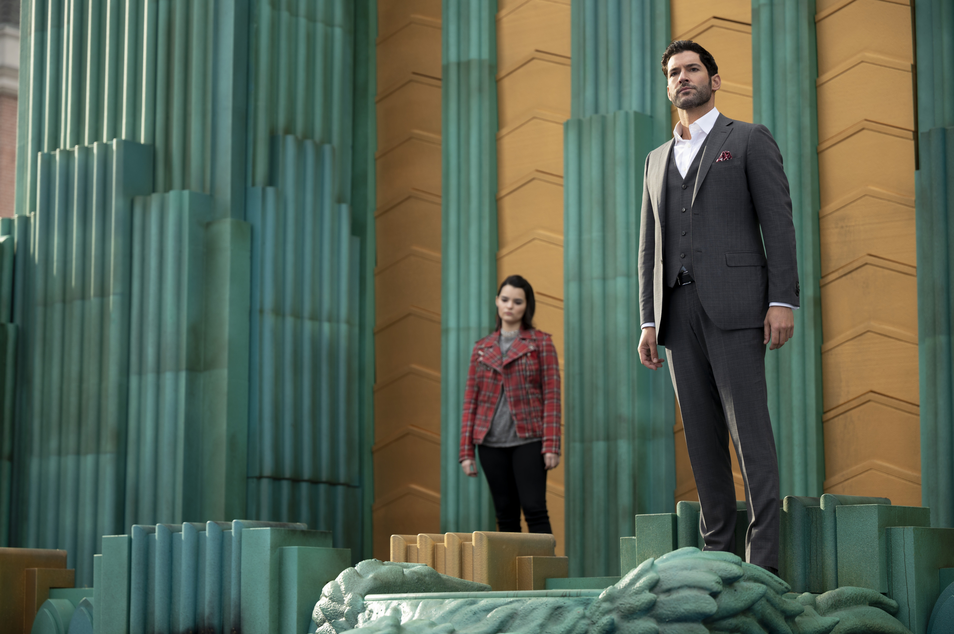 Who plays Rory in Lucifer season 6? Who is Brianna Hildebrand?