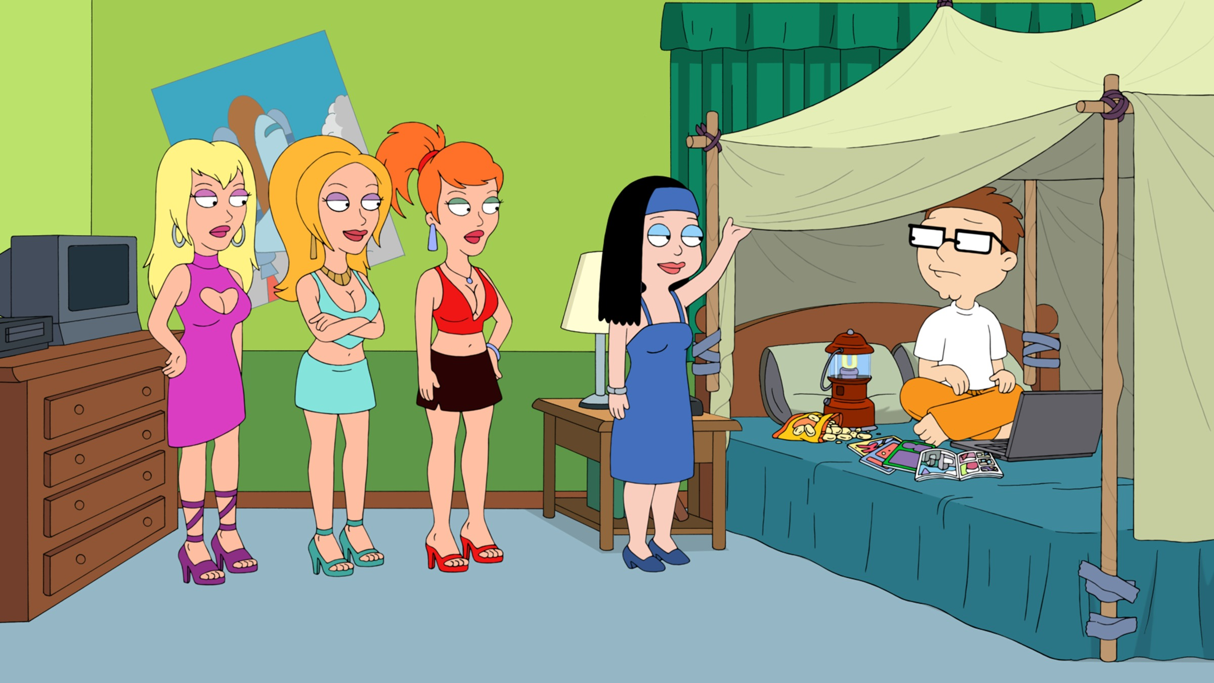 american dad steve smith entertainment t