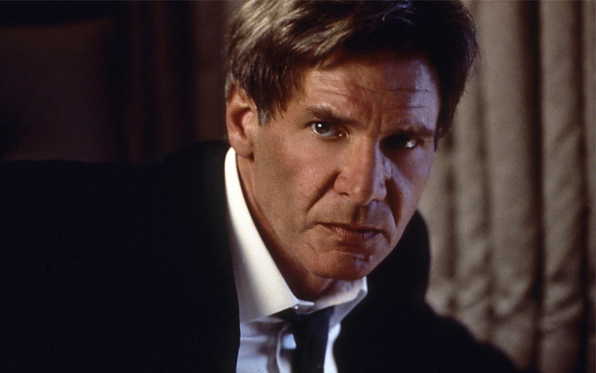 Air Force  Harrison Ford Full Movie