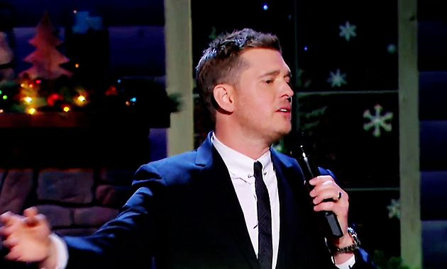 Michael Buble's 3rd Annual Christmas Special': Preview, TV Info ...