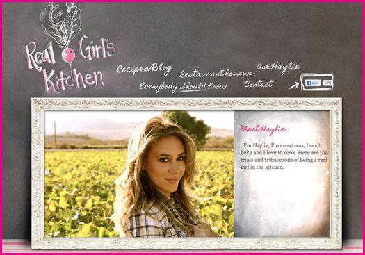 Haylie Duff to star in Cooking Channel show