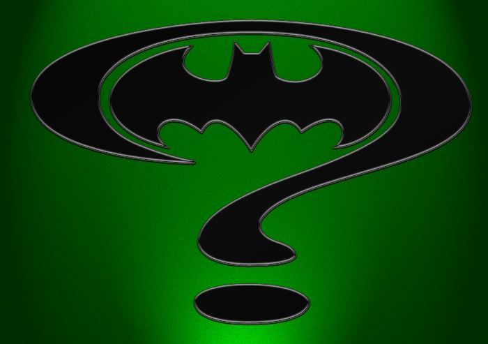 Gotham Casts Cory Michael Smith As The Riddler Question Mark Template Hat