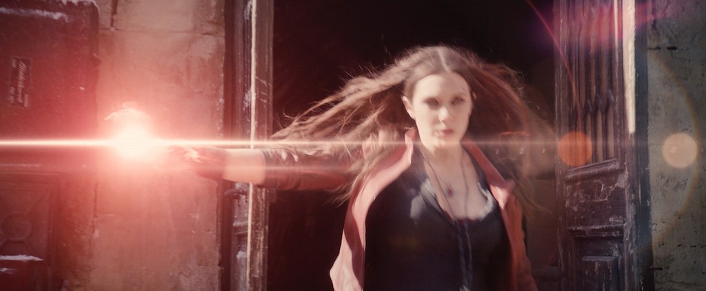 Quicksilver and the Scarlet Witch Dont Like the Avengers