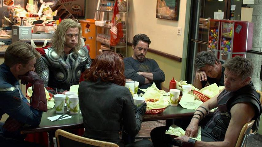 Image result for the avengers post credits scene