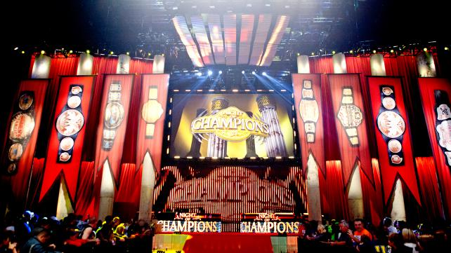 Wwe night of champions 2015 preview and predictions - Night of champions 2010 match card ...