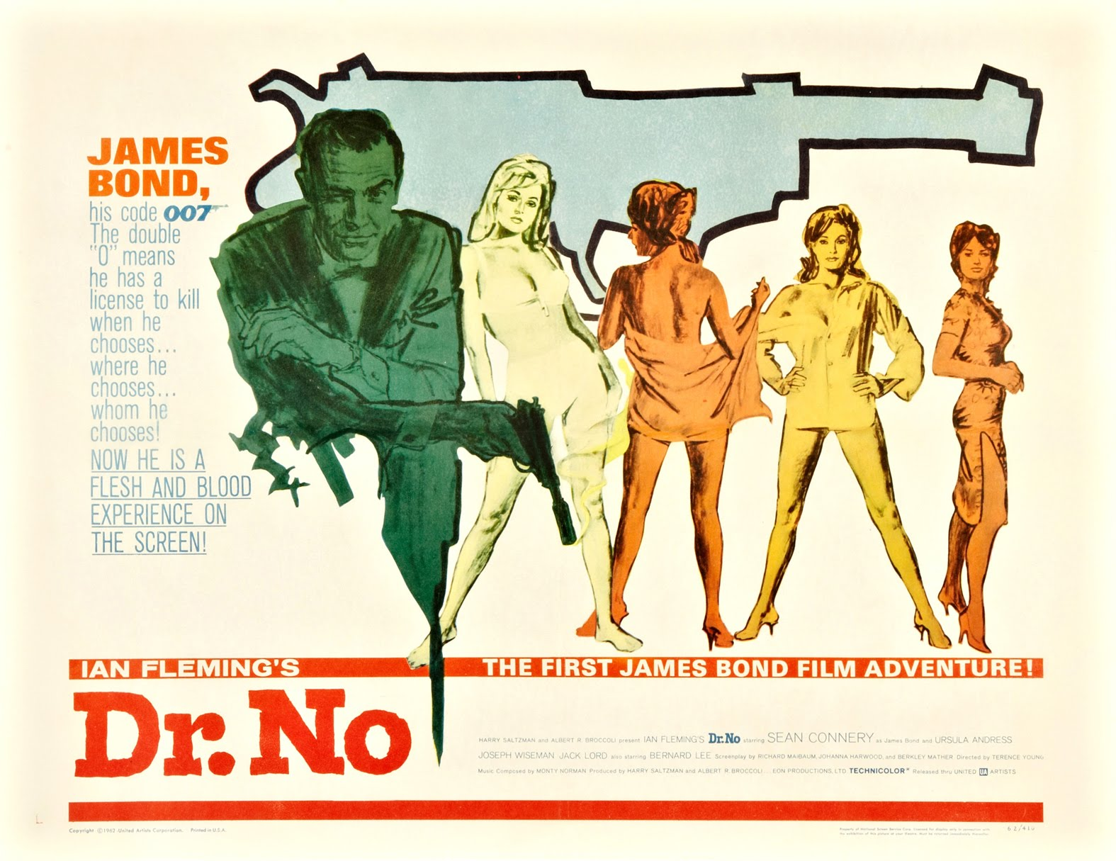 Dr. No Wallpaper and Background | 1280x960 | ID:471171