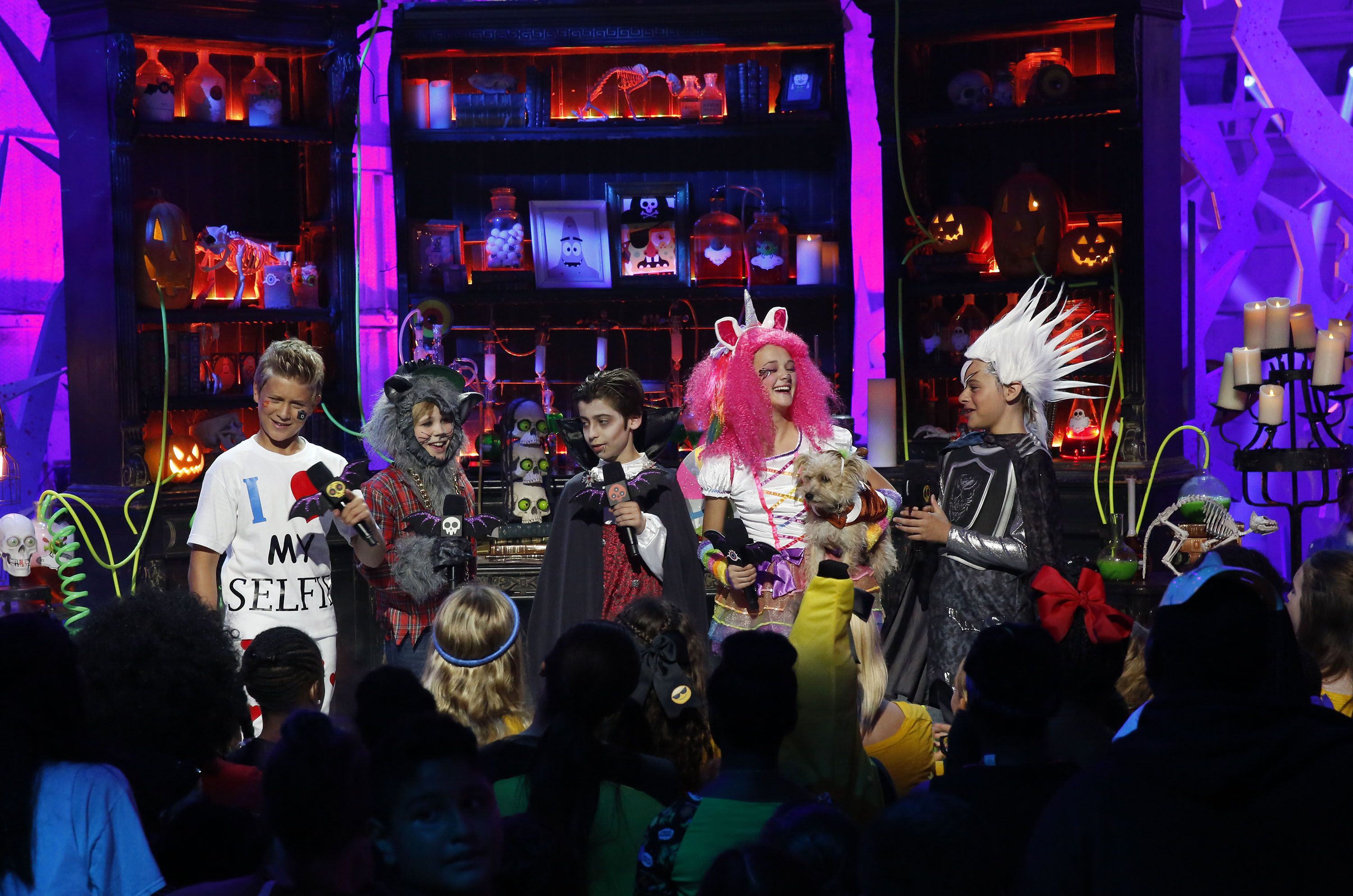 Nickelodeon Presents 'Halloween Ultimate Costume Party'