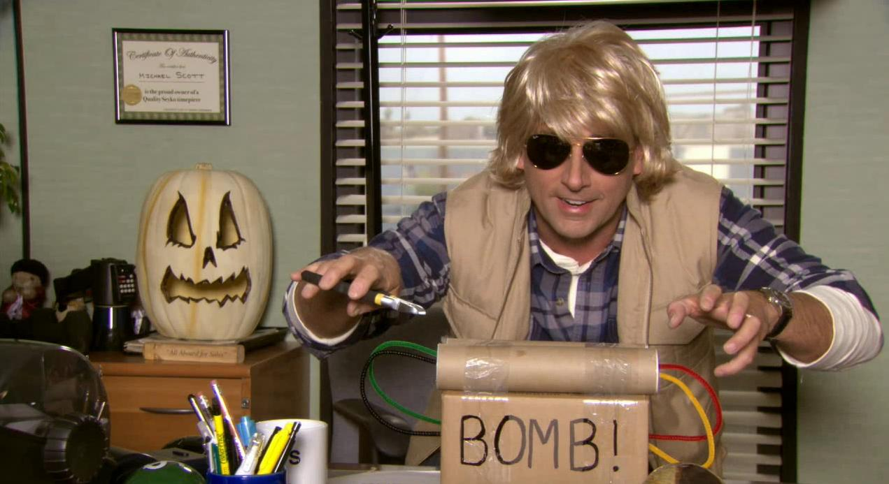 The Office' Best Halloween Costumes - Page 6