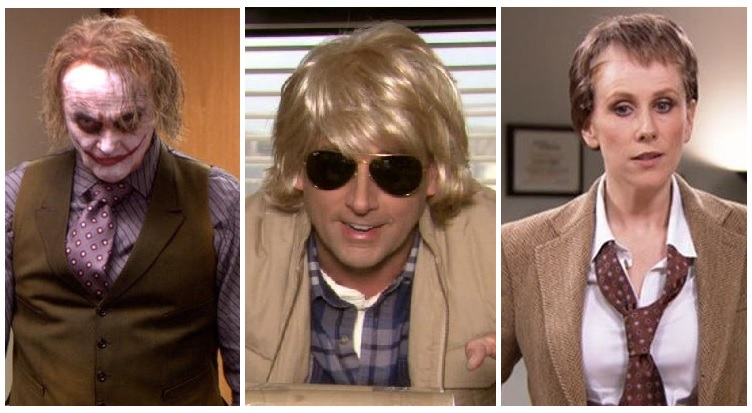 The Office' Best Halloween Costumes