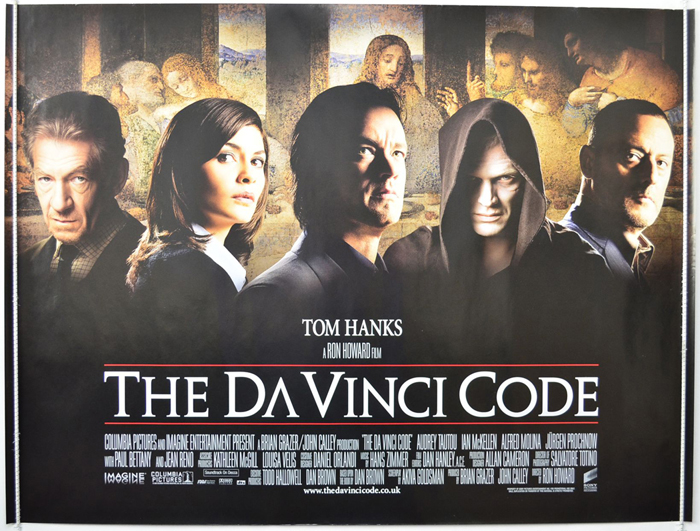 summary of the movie da vinci code They say the da vinci code has sold more copies than any book since the bible good thing it has a different ending dan brown's novel is utterly preposterous ron howard's movie is preposterously entertaining.