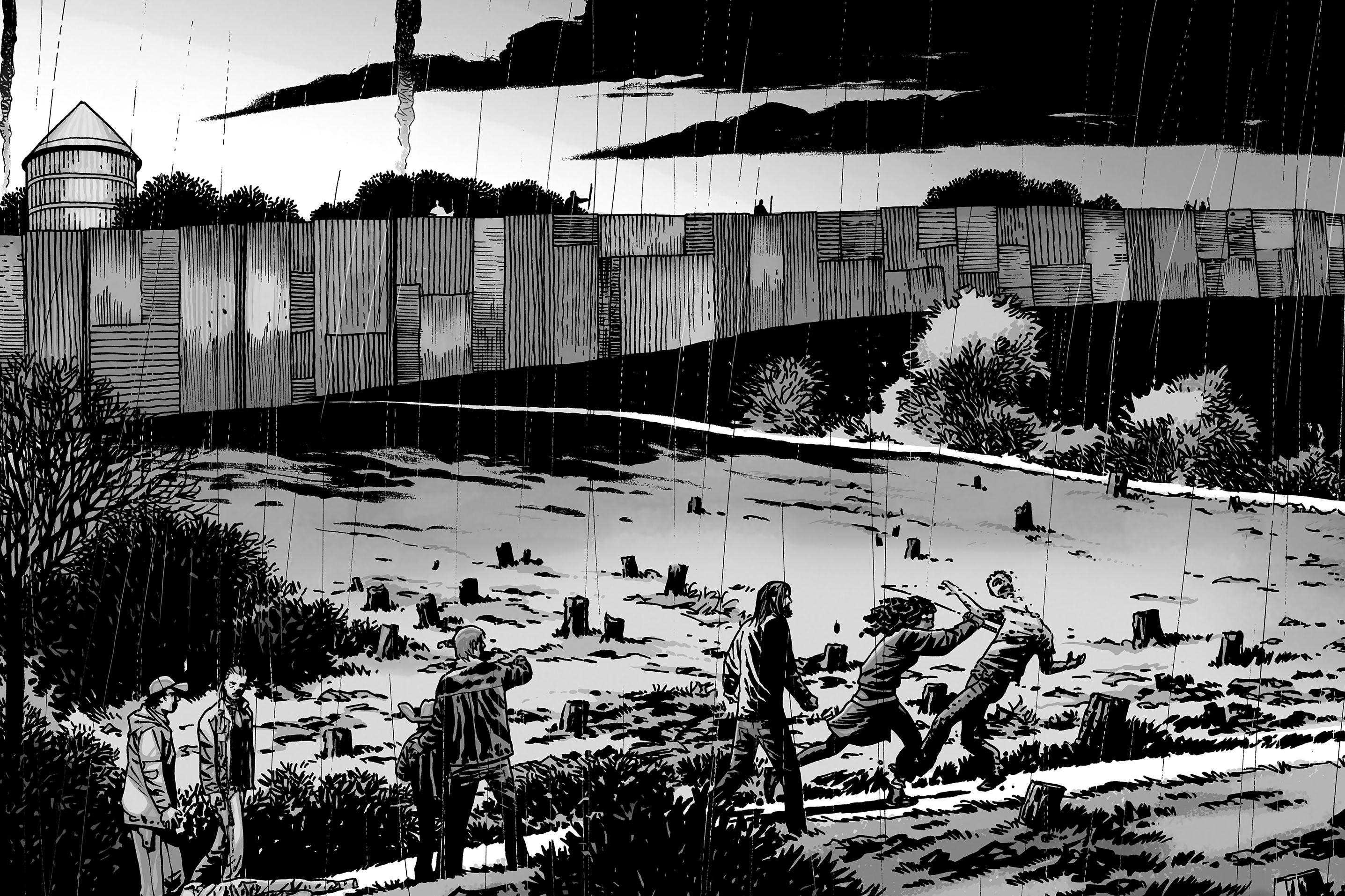 the walking dead u0027 5 things to know about the hilltop