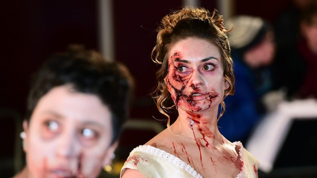 Pride And Prejudice And Zombies Deutsch