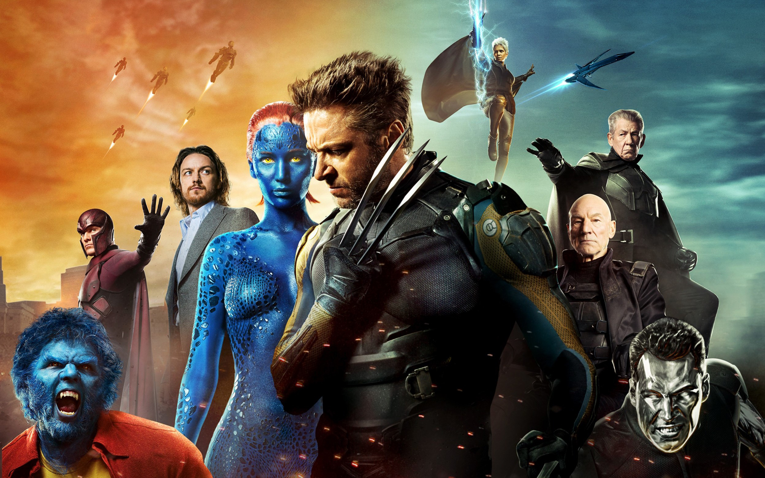 x-amined: the x-men films ranked