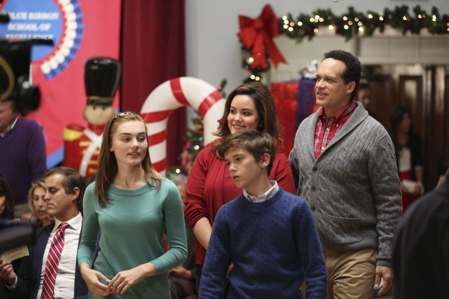 American Housewife Season 1 Episode 9 Recap Krampus Katie
