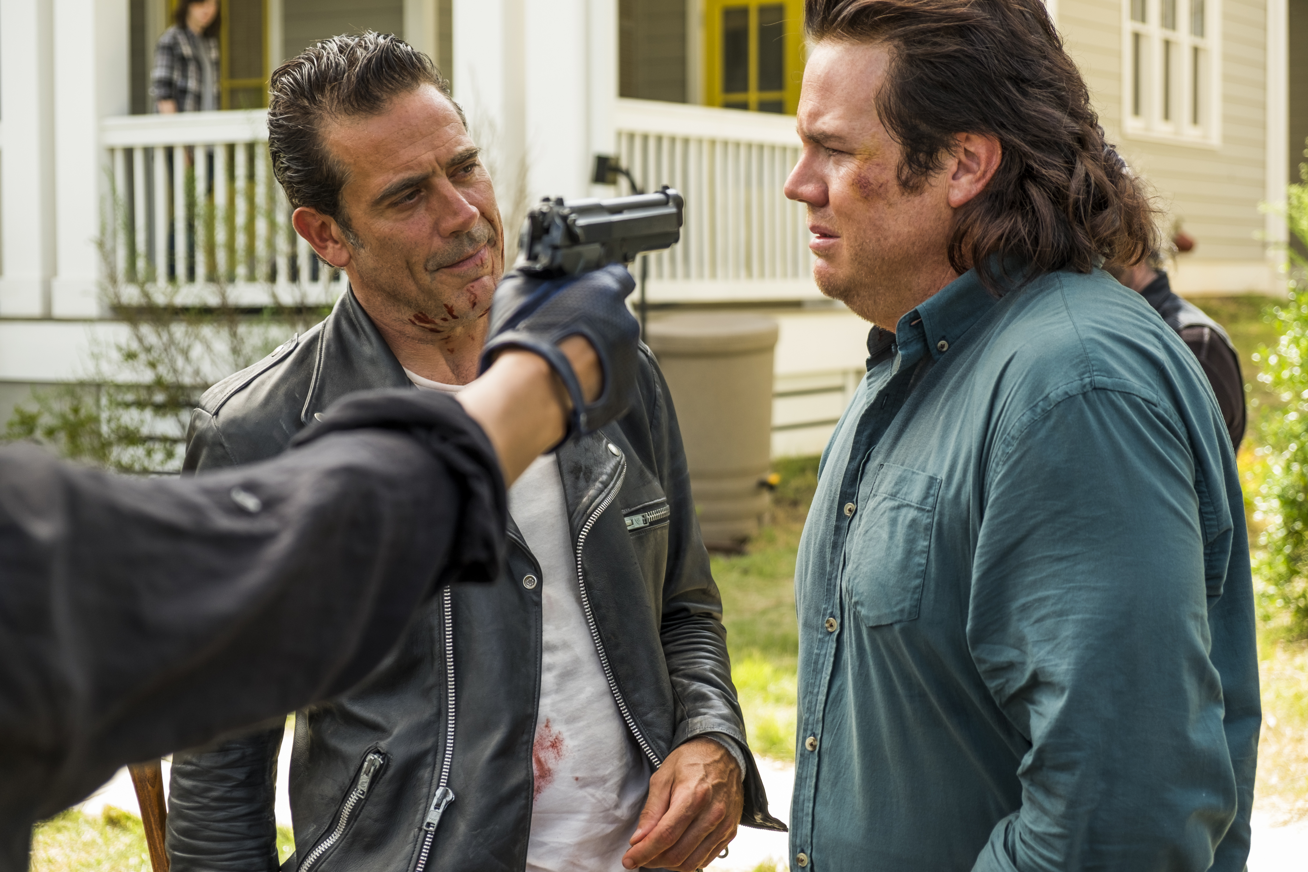 The Walking Dead Season 7 Episode 8 Recap Lucille Is Hungry