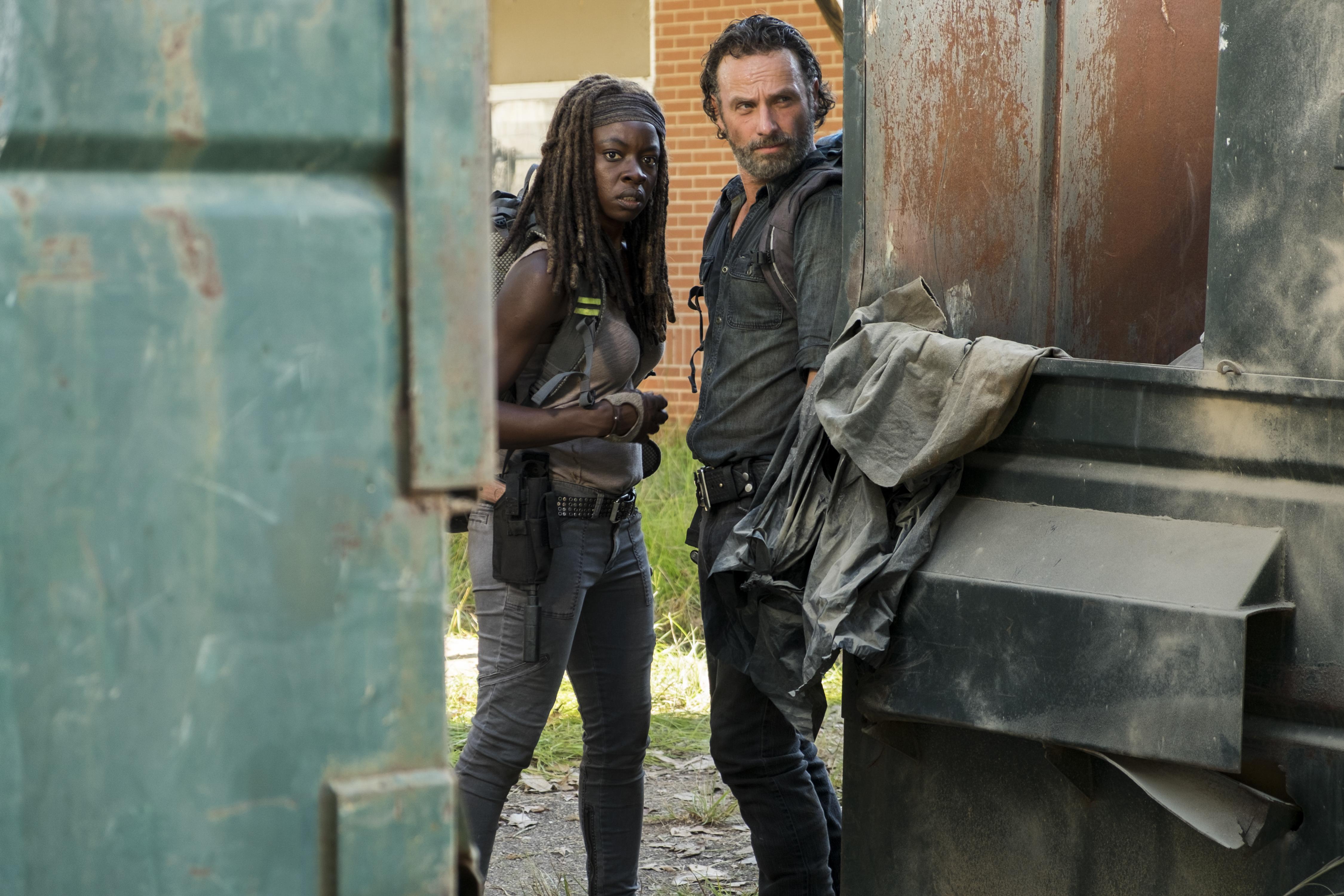 The Walking Dead Episode 7