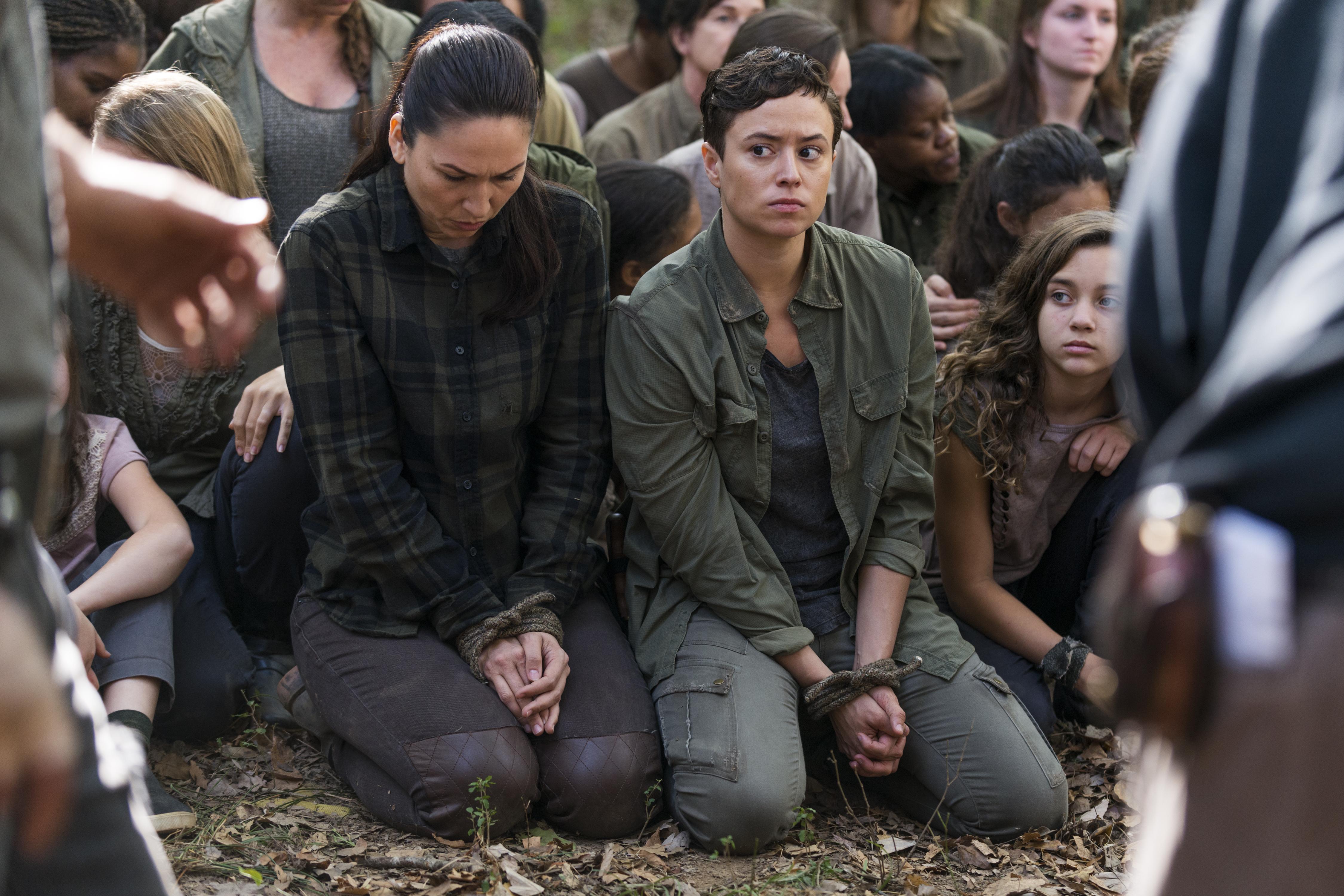 Walking Dead: Walking Dead Spoilers: Season 7, Episode 15 Discussio