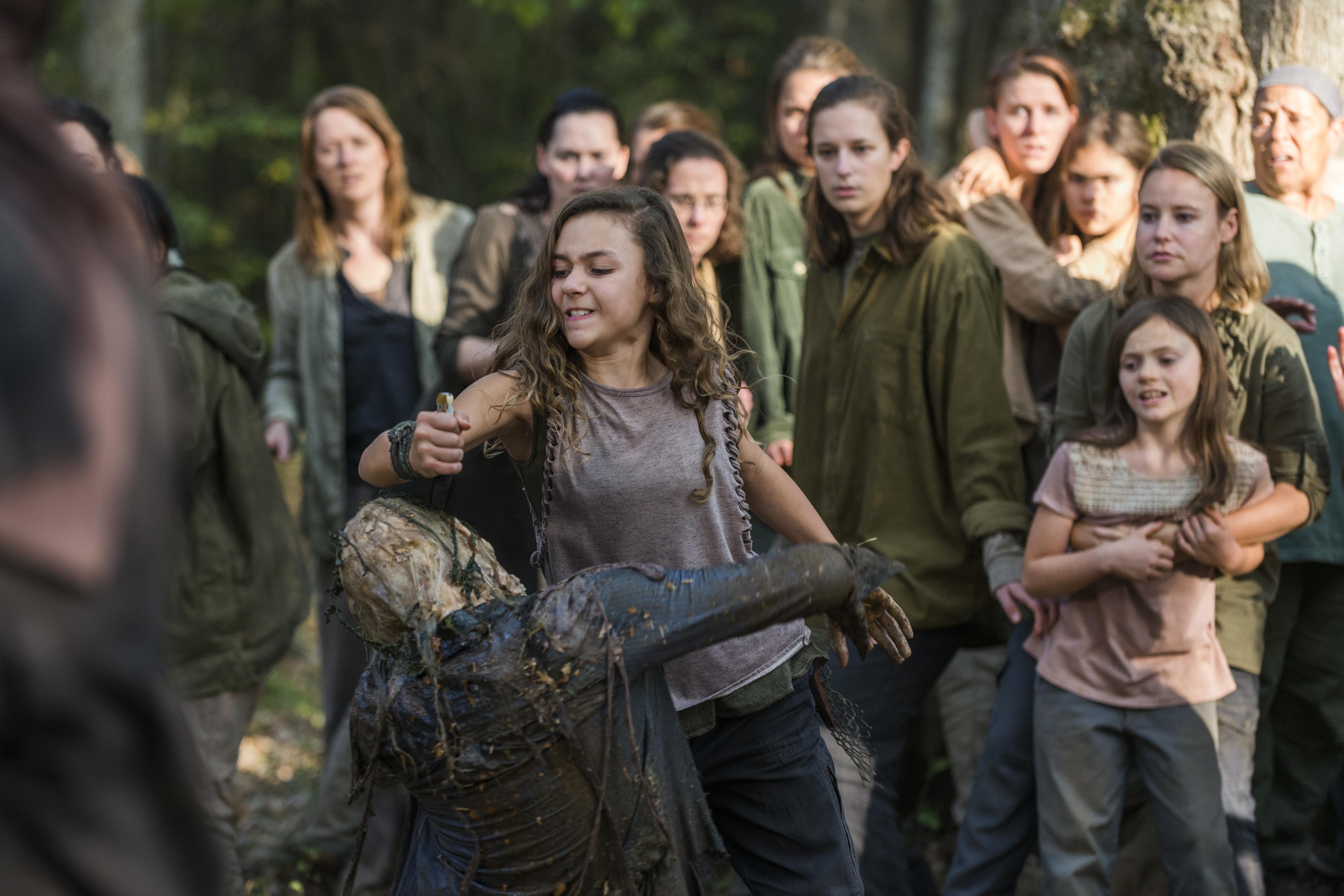 The Walking Dead Season 7 Episode 15 Recap: The World Can ...