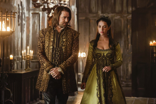 The Cw S Reign Season 4 Episode 12 Preview The Shakedown