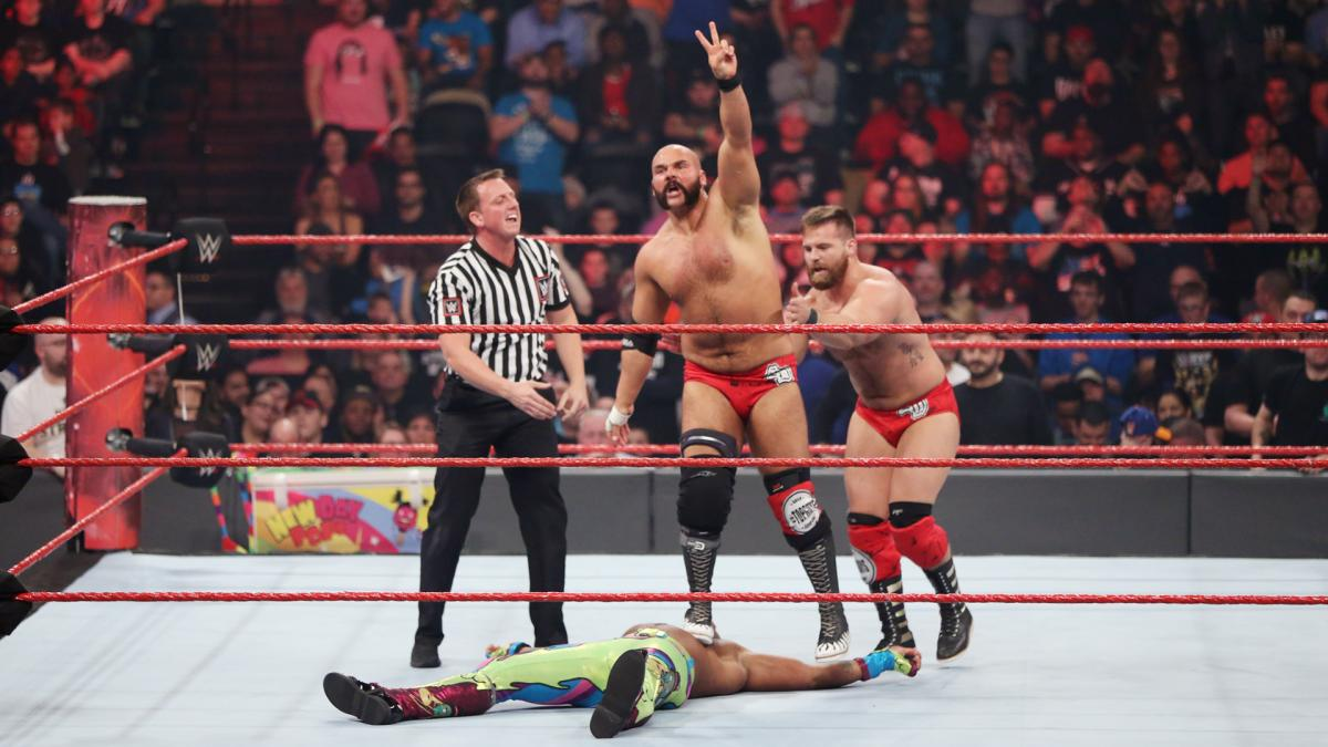 Image result for the revival wwe