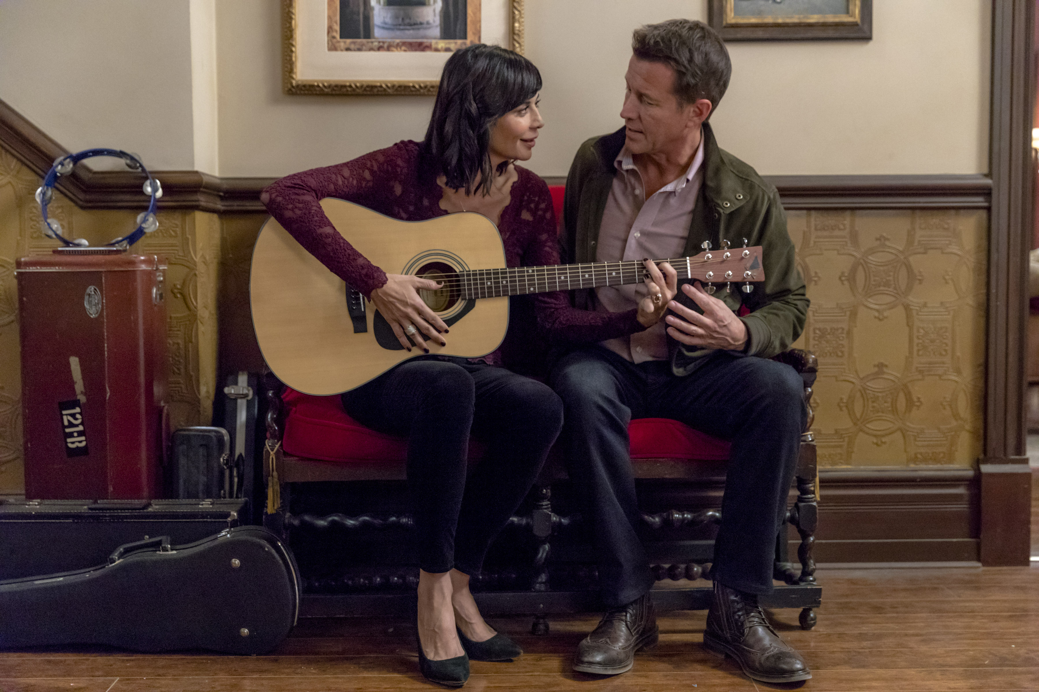 Image result for good witch cassie and sam
