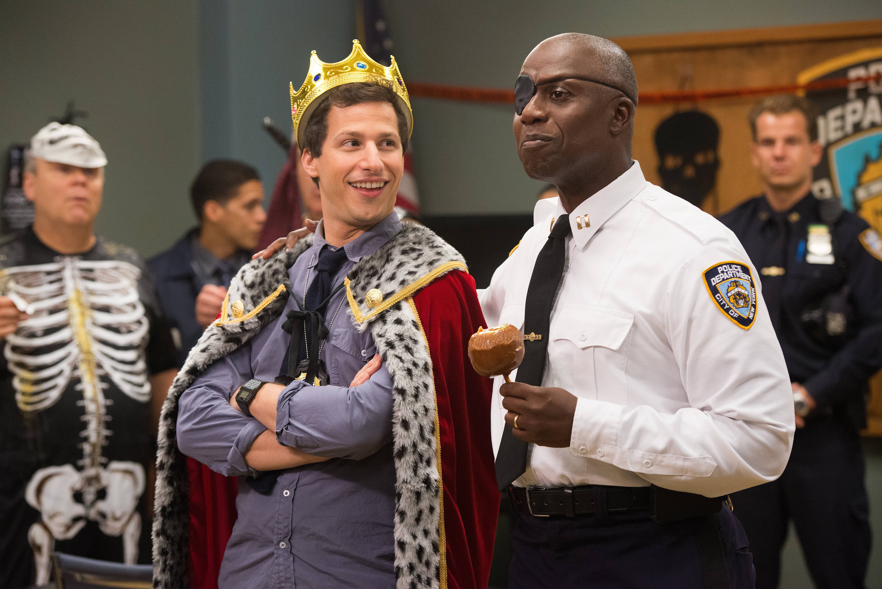 Ranking the Brooklyn Nine-Nine Halloween Episodes