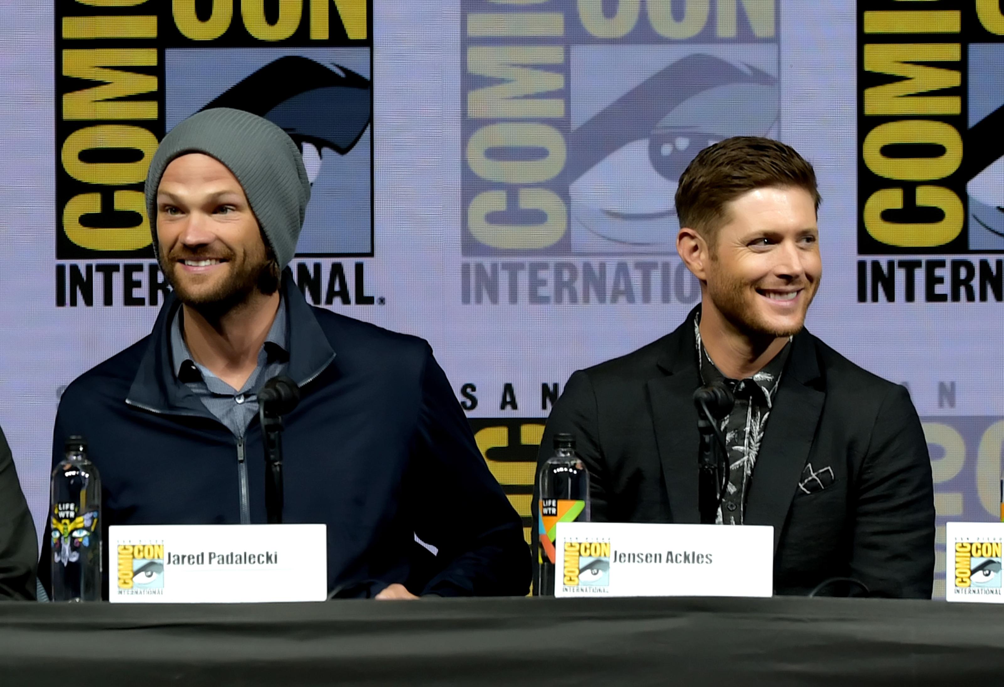 2018 jared padalecki Supernatural: Jensen