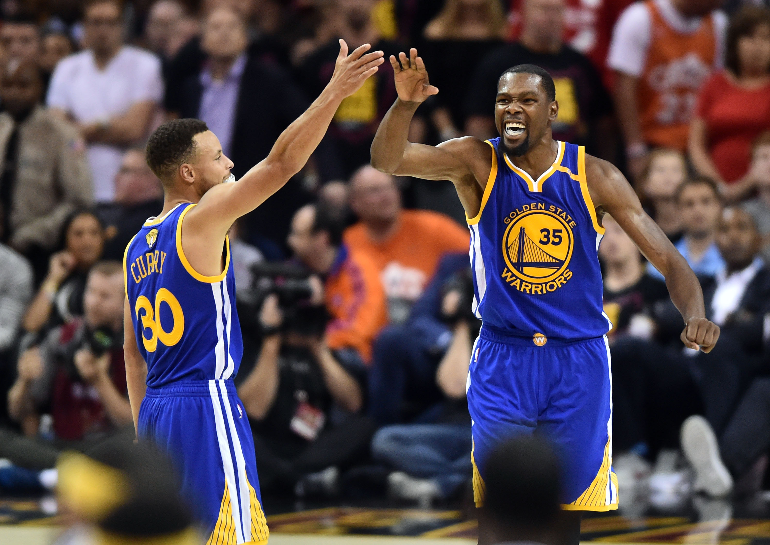 Golden State Warriors vs Cleveland Cavaliers Results