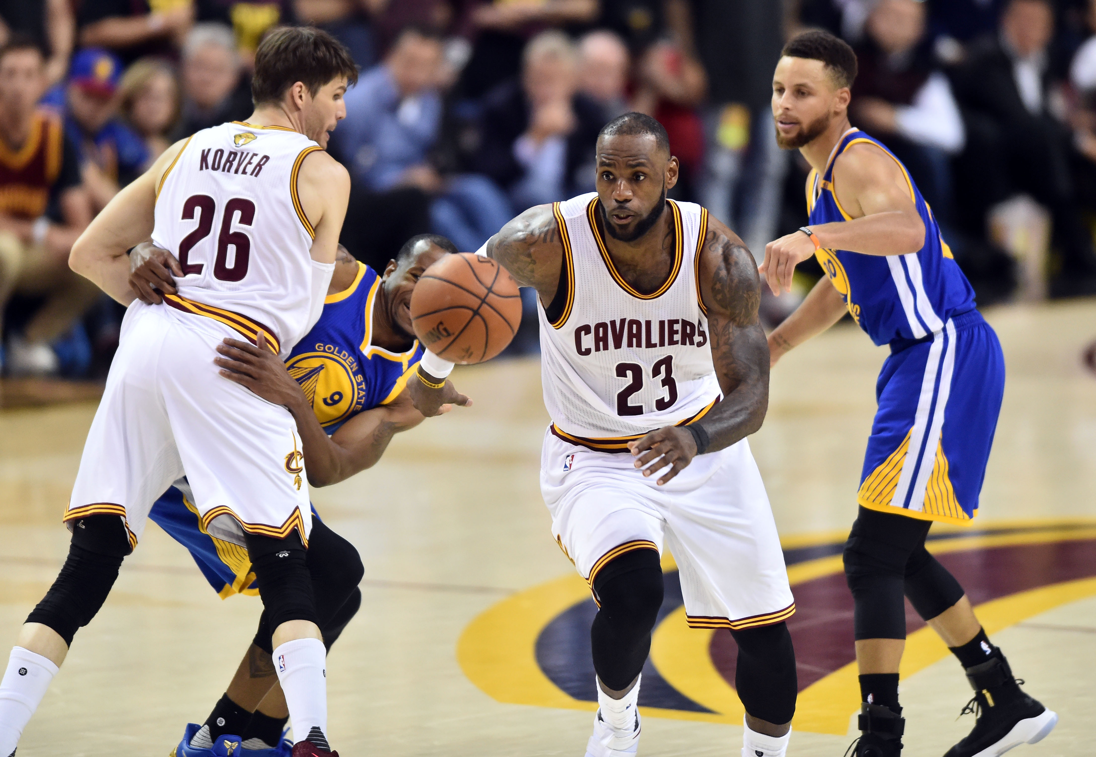 Golden State Warriors vs Cleveland Cavaliers Results - Page 2